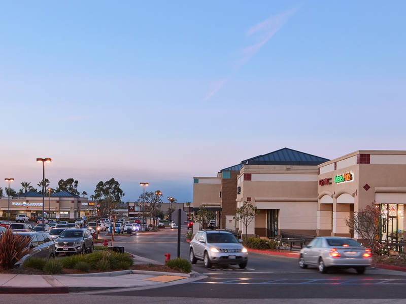 TOWNE CENTER EAST: